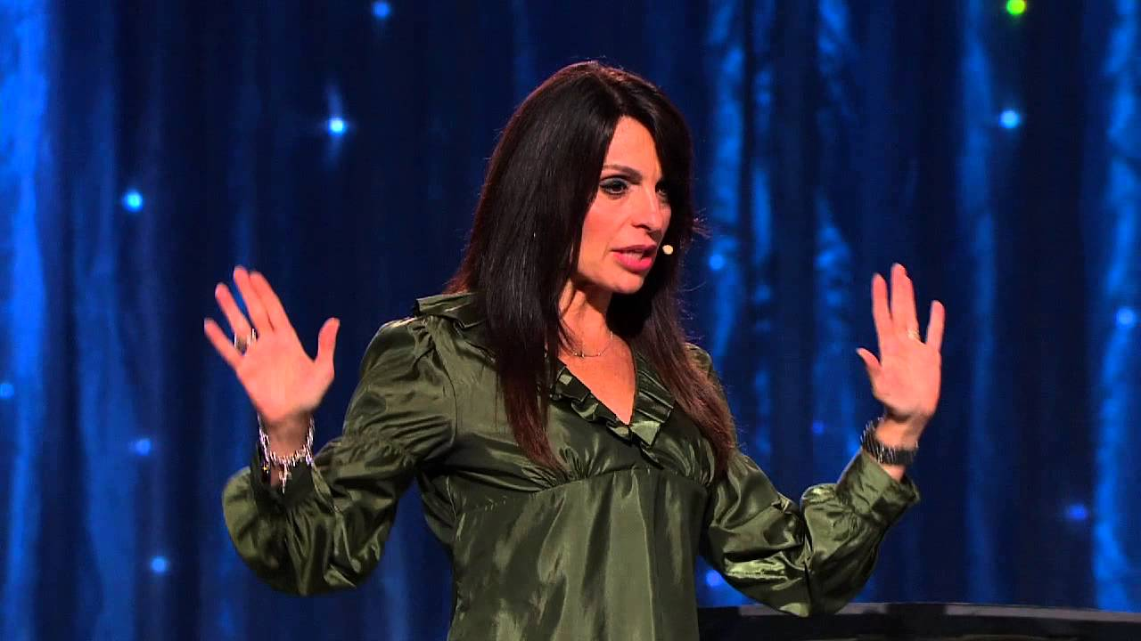 Lisa Bevere: Terminator - YouTube
