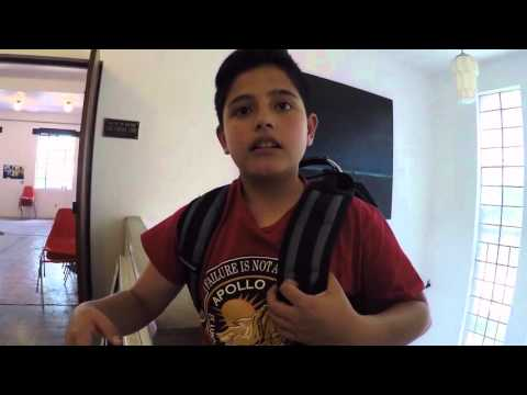 Space Apps Challenge Mexico city 2016 youngest participant