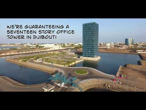 First State-Of-Art Office Tower in Djibouti