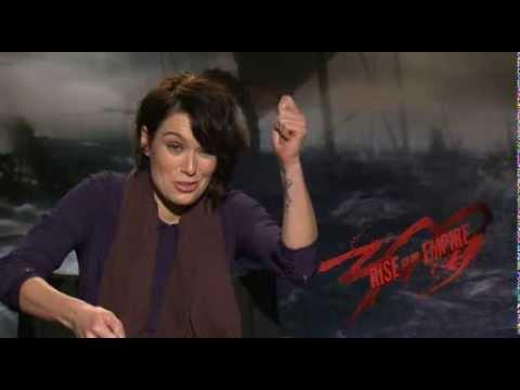 Lena Headey On The 300: Rise Of An Empire 'Side-quel'