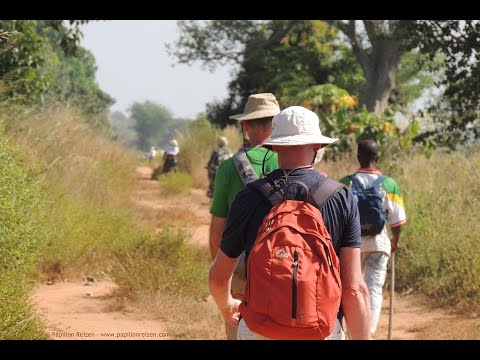 Hiking Burkina Faso