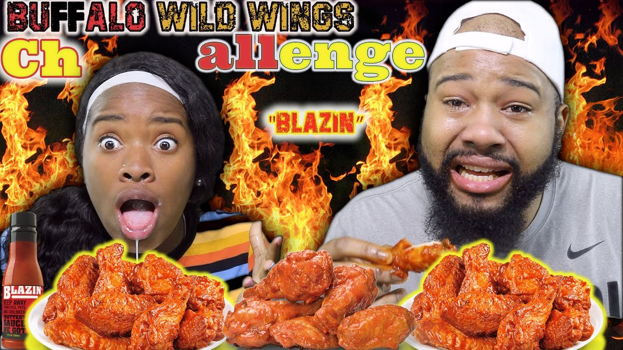 Best Buffalo Wild Wing Sauces and Wing Flavors, Ranked by ...  |Buffalo Wild Wings Blazin Sauce