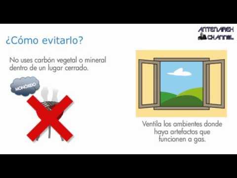 Peligro mon xido de carbono evite intoxicaciones youtube - Detectores de monoxido de carbono ...