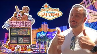 The only GOOD Circus Circus Review - Things to do in Circus Circus Las Vegas