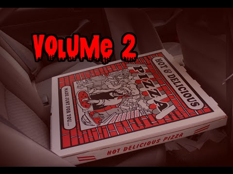 Mr Nightmare Pizza / 3 true freaky pizza delivery horror stories.