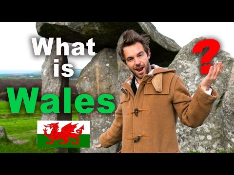 What is Wales?