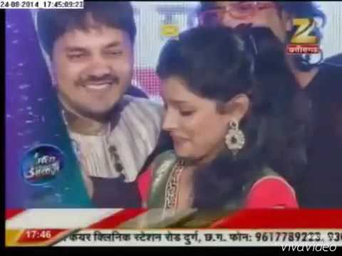 Nikita gregory- zee madhya bharat ki awaz results