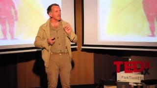 Ko ti rečem ja, vem, da si, ko ti rečem ne, vem, da sem: Radovan Radetić at TEDxParkTivoliED