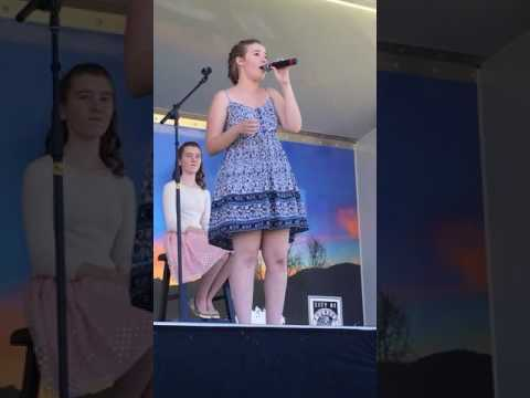 Andrea Ashe at Family Festival 2016 - Allegro School of Music - Voice Lessons in Tucson