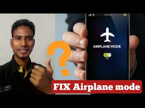 How To Fix Airplane Mode Or Flight Mode In Android ?