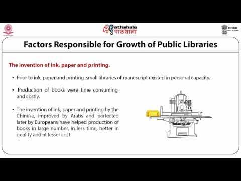 Public library and society  (LIB)