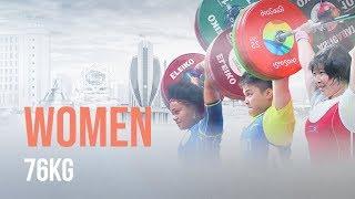 Ashgabat 2018 Highlights | Women 76kg