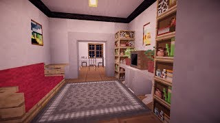 Minecraft - Строительный креатив - Серия 2, часть четвертая, Кухня и прочие доработки