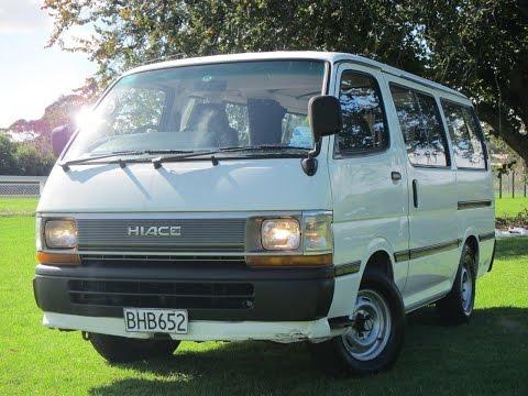 1992 Toyota Hiace 5 Speed Manual Diesel Van $NO RESERVE!!! $Cash4Cars$Cash4Cars$  ** SOLD **