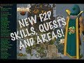 New F2P Update! RuneScape 2017   Fletching, Quests, New areas on the map and more!!!