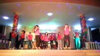 I love jesu dance
