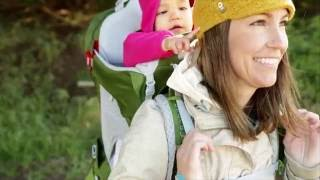 Osprey Packs | Fitting the Poco AG Child Carrier | Product Tour