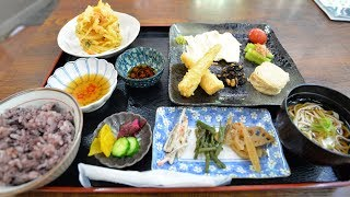 Lunch is Yuba Festival 華厳の滝の近くだから滝のランチは湯葉祭り:Gourmet Report グルメレポート thumbnail