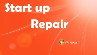 how to fix windows 7 startup repair|100% working