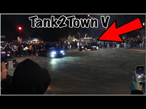 OAKLAND SIDESHOW!! (Tank2Town 2018) part1