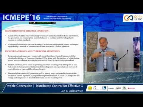 ICMEPE16 Oral Session A2