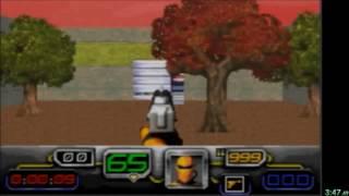Dark Arena (GBA) Speedrun in 5:50 [OLD]