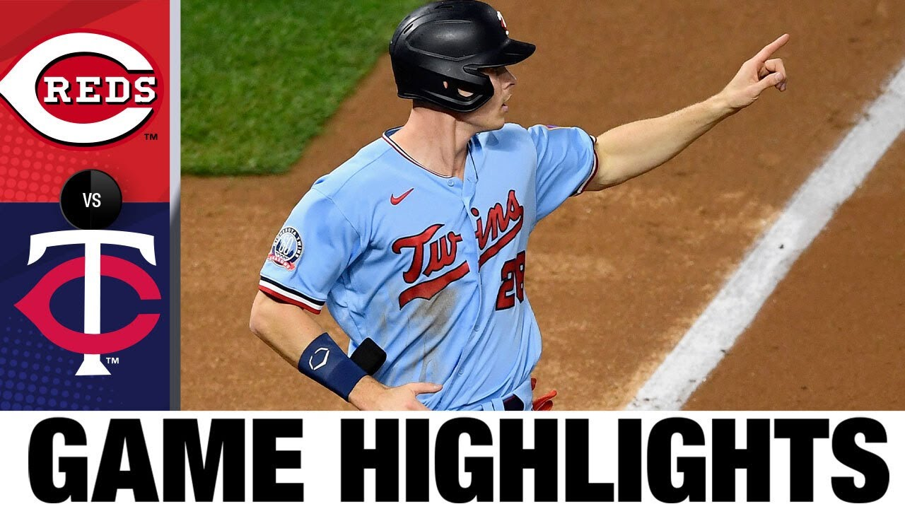 Arraez plates three runs on four hits in Twins' win | Reds-Twins Game Highlights 9/26/20