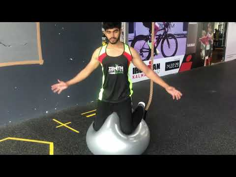 FITNESS COLLABORATION WITH ZENITH NUTRITION SPORTS