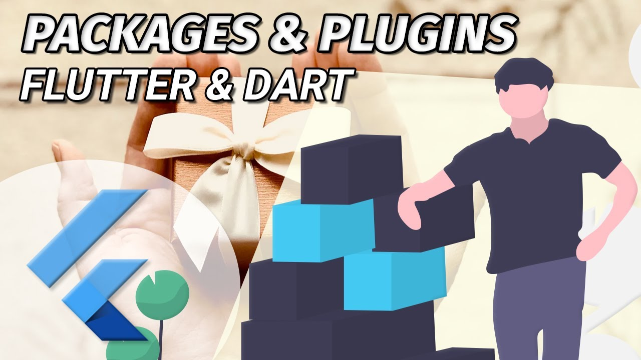 Introduction into Packages & Plugins - Overview over pub.dev and the packages system