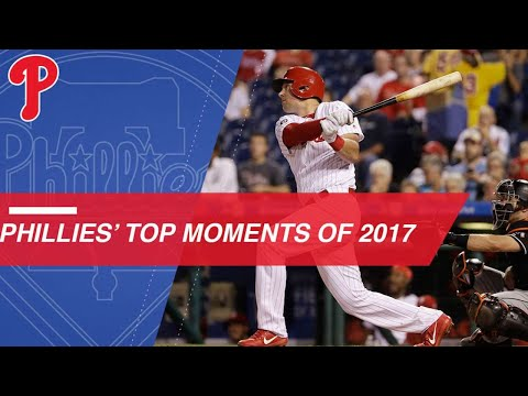 Top Moments of 2017: Phillies
