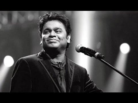 A R Rahman Jingles On The IPad - Leo Coffee Jingle & Spirit Of Unity Concerts Theme