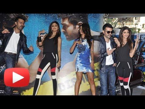 Shilpa Shetty In Black Dress At Dishkiyaoon Item Song Launch - Hot Or Not ? thumbnail
