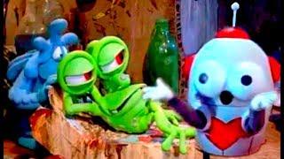 Año: 1994 Serie de animación de plastilina creada por ABC. La historia giraba en torno al Sr. Bumpy, un ser verde al que le gustaba la suciedad y decir tacos, ...