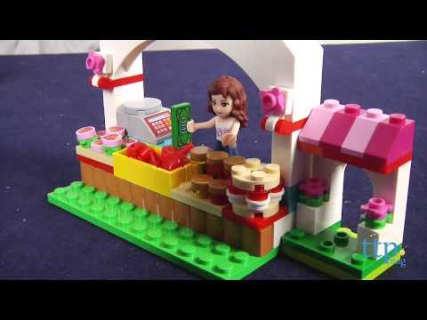 Lego Friends Sunshine Harvest From Lego Youtube