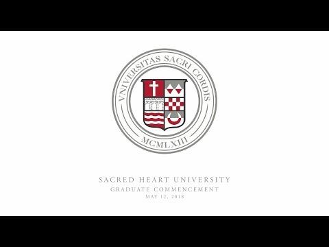 2018 SHU Graduate Commencement