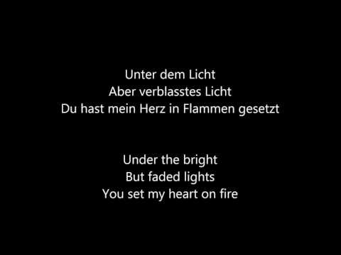 Alan Walker Faded Deutsch/Englisch Lyrics