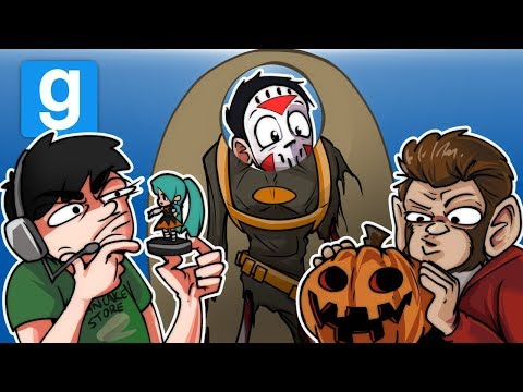Gmod Ep. 66 PROP HUNT! - HALLOWEEN 2018 EDITION! (Garry's Mod Funny Moments)