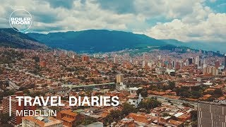 Jay Daniel & Discwoman's Frankie explore the sights & sounds of Medellin | Boiler Room x Hostelworld