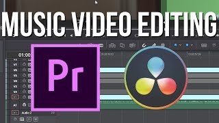How to Quickly Edit a Music Video - Davinci Resolve / Premiere