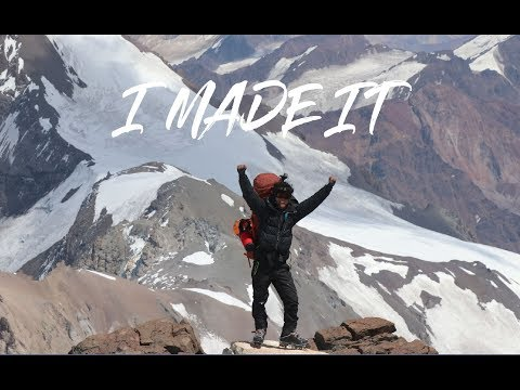 Aconcagua 2018 - The trip that changed everything