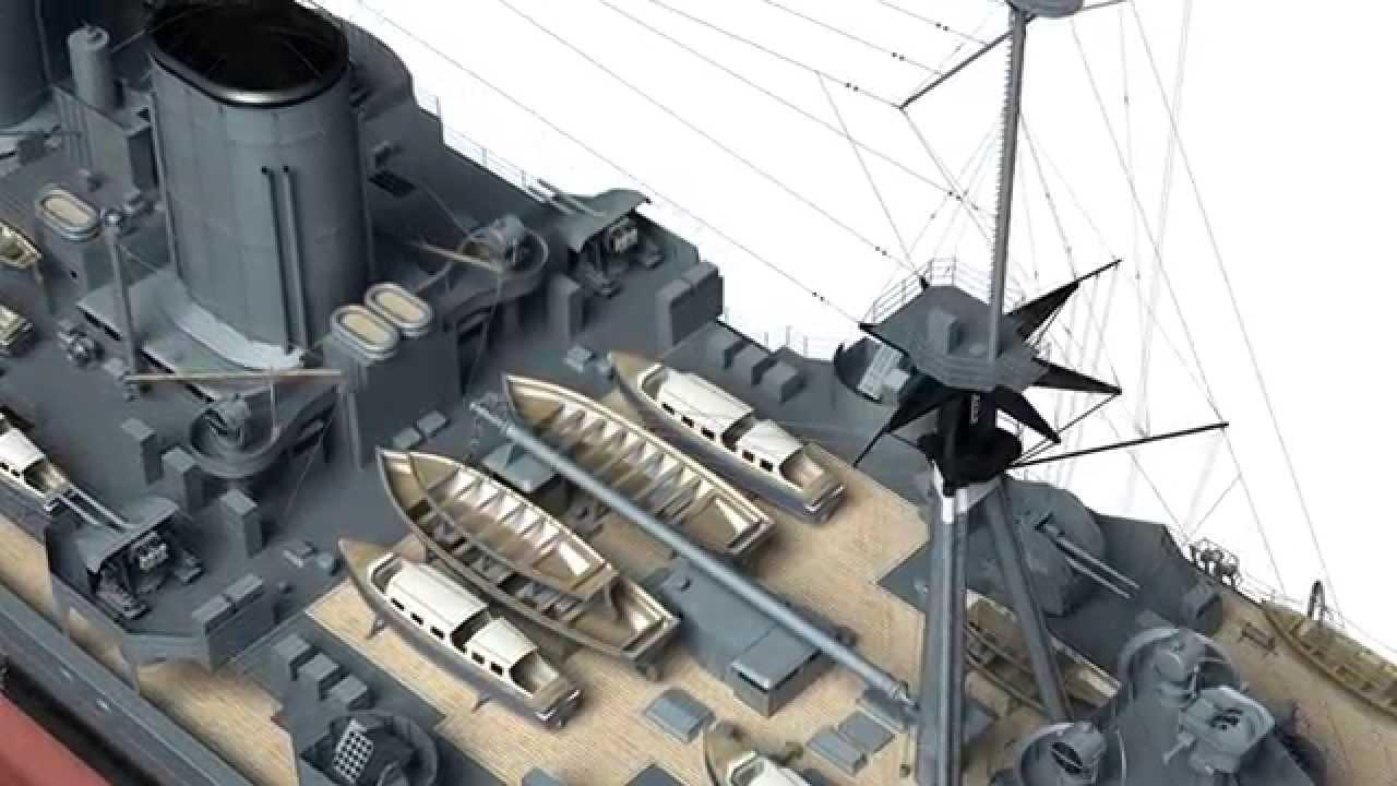 battlecruiser hms hood in 3d kagero publishings book by