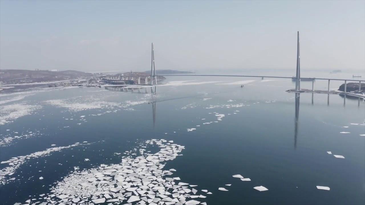 Winter of Vladivostok