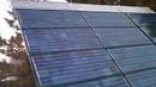Introduction to  a Small 108watt solar System