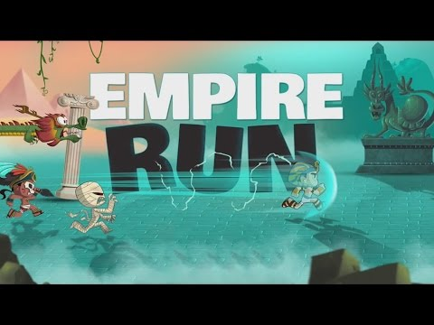 Empire Run – A Planet H game from HISTORY - iOS / Android / Amazon - HD Gameplay Trailer