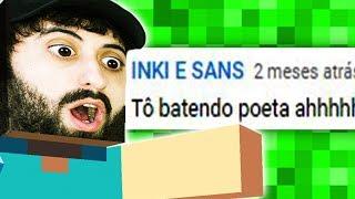 O PIOR COMENTÁRIO DE MINECRAFT