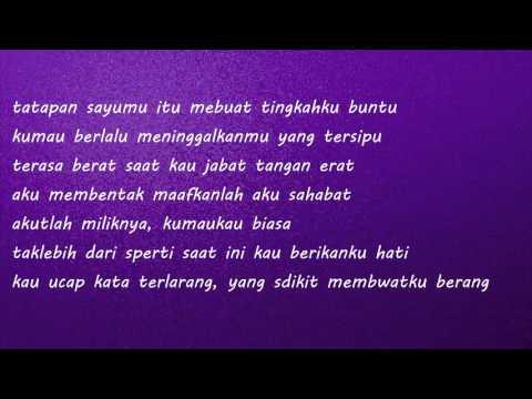 Heri Yusuf - Cinta Sahabat Heri Yusuf Frxcrx Feat Junkys lirik