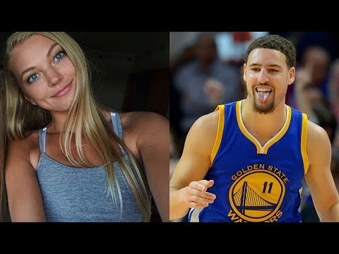 UCLA Volleyball Baddie Sabrina Smith Tries to Slide into Klay Thompson's DMs
