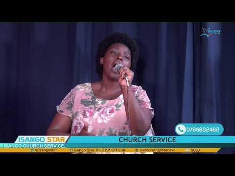 MUHIMUNDU Anne Marie(Ntacyo ngushinja)#CHURCH SERVICE SHOW