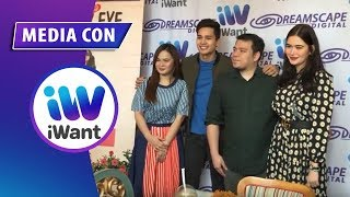 Gambar cover Apple of My Eye Media Conference (Part 1) | iWant Original Movie