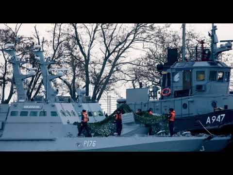Россия передала Украине три корабля